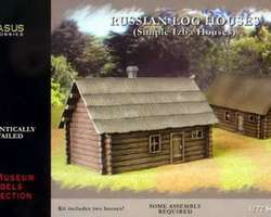 Russian farm houses set 2