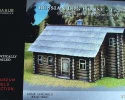 Russian 2 story farm house