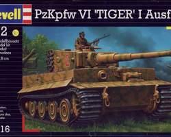 German Tiger 1 Ausf E tank