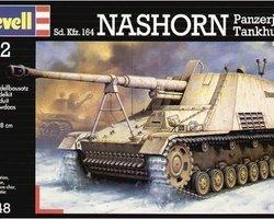 German Nashorn tankhunter