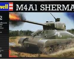US Sherman M4A1 tank