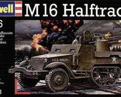 US M16 Halftrack AA gun