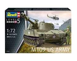 US M109 SPG