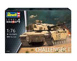 British Challenger I tank