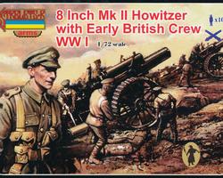 British 8 Inch MkII Howitzer