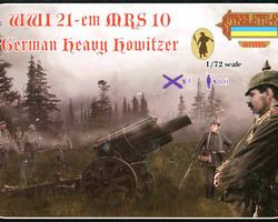 German 21cm Heavy Howitzer