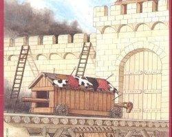 Medieval Siege engines set 2