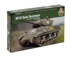 US M10 tankdestroyer