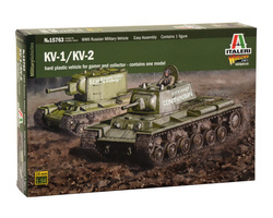 Soviet KV1 / KV2 tank