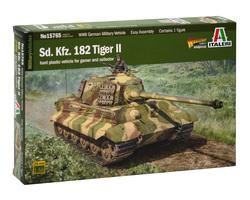 German Tiger II tank