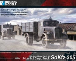 German Opel Blitz truck