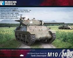 US M10 / M36 tankdestroyer