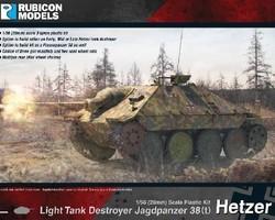 German Jagdpanzer 38(t) Hetzer