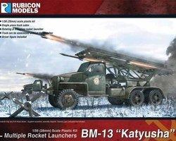 Soviet BM-13 Katyusha Rocket launcher