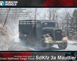 German SdKfz 3a Opel maultier