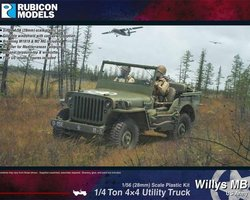 US Willys MB Jeep