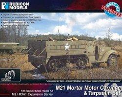 US Expansion set for US M3/M3A1 Halftrack
