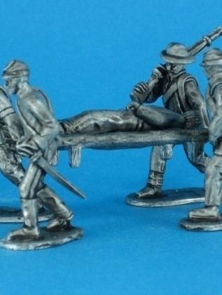 Metal (tin) figures 28mm