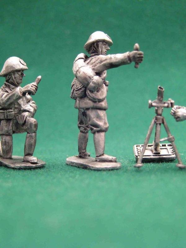 Metal (Tin) figures 1/72